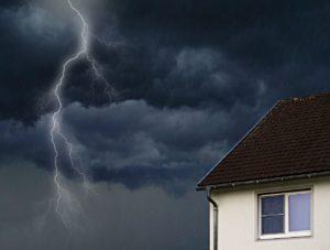 Wie unwettergefährdet ist Ihr Haus?