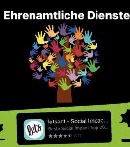 """""""Tinder fürs Ehrenamt"""": Neue App bringt Hilfswillige und Organisationen zusammen"""